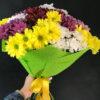 11500тг.15веток хрризантем